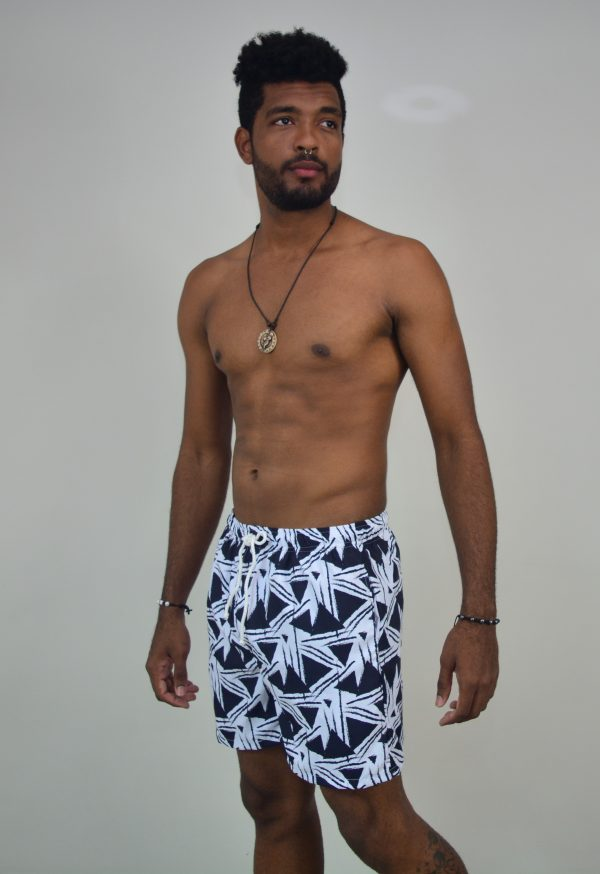 0406 Pantaloneta Etnia Negra (C Pacifico)